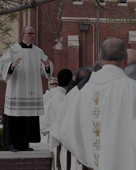 Ongoing Priest Formation