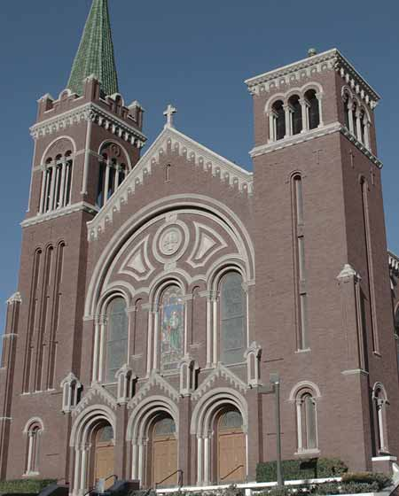 St. Patrick Cathedral Historic Preservation Fund